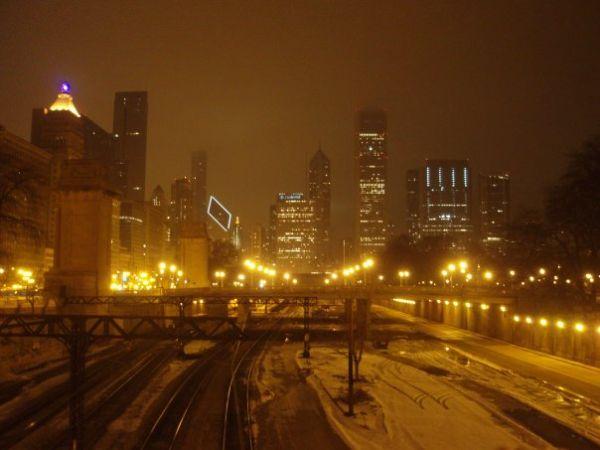 Chicago (Illinois, USA), Janvier 2010