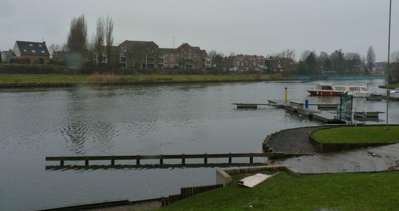 Quesnoy-sur-Deûle (Nord, France), Février 2011