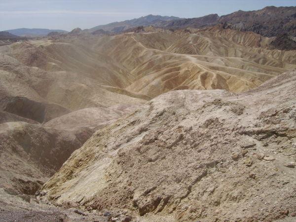 Death Valley (California, USA), Mai 2010