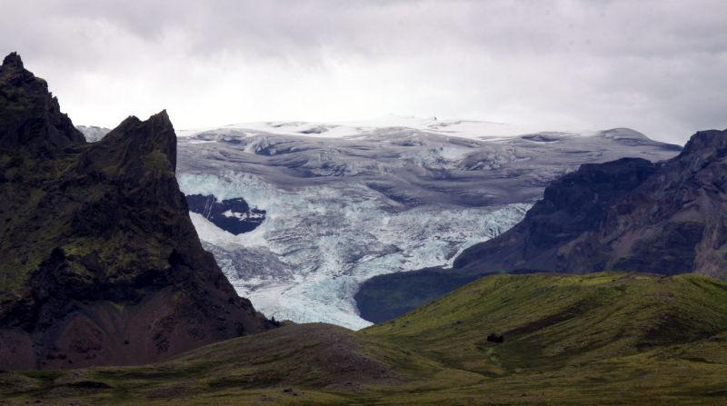 Dans les glaces