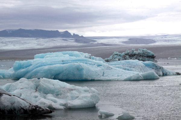 La langue glacière