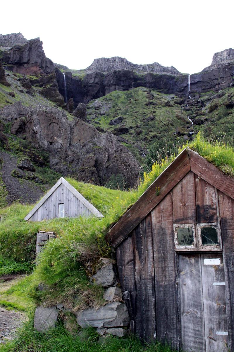 La ferme abandonnée