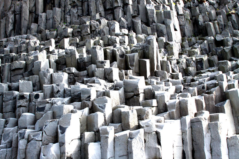 Les orgues basaltiques