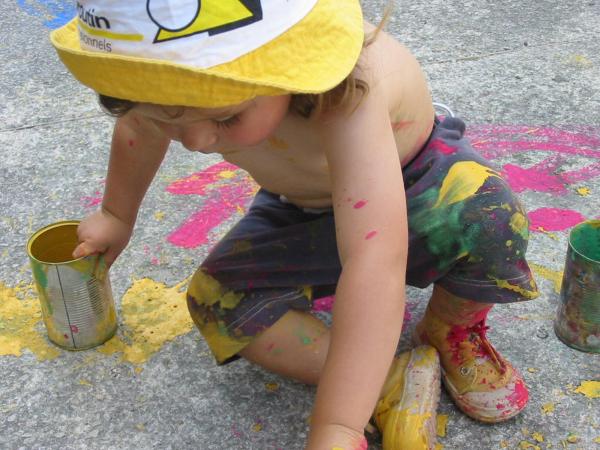 Artiste!