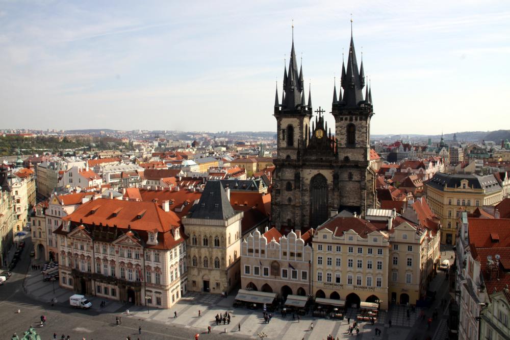Prague (A10)