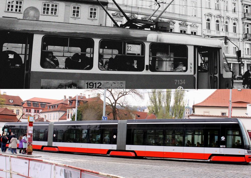 Prague (B3): d'hier à aujourd'hui