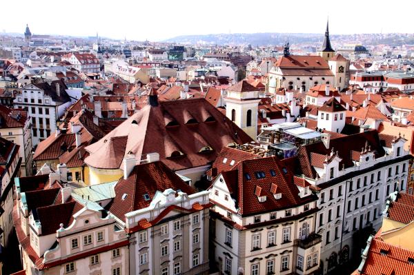 Prague (B9): Toi, toi mon toit