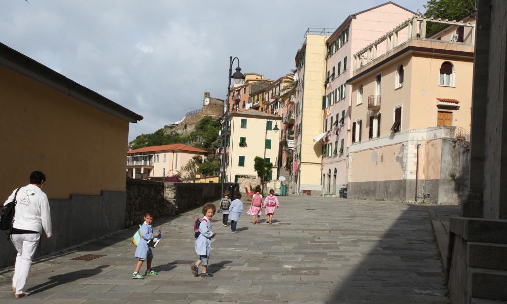 Les écoliers de Rio Maggiore
