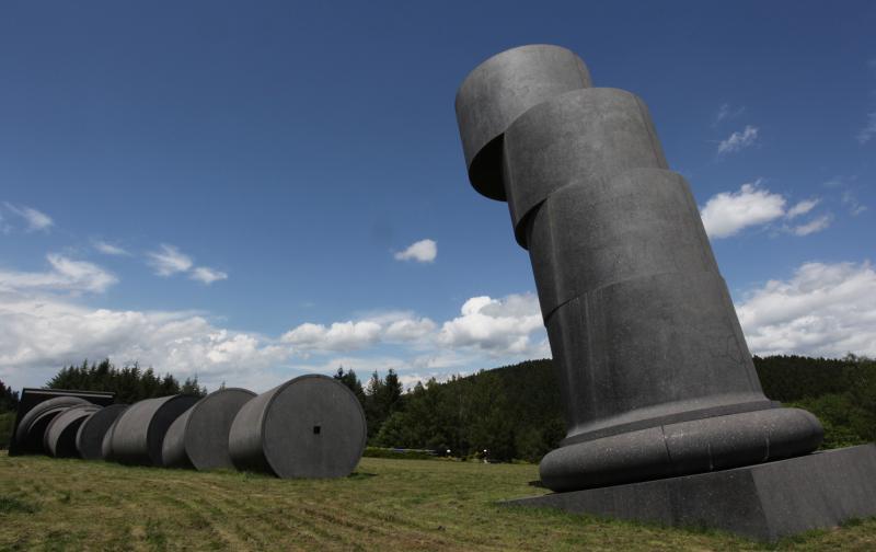 La colonne renversée
