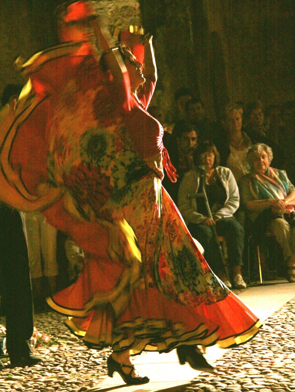 Danse Tsigane