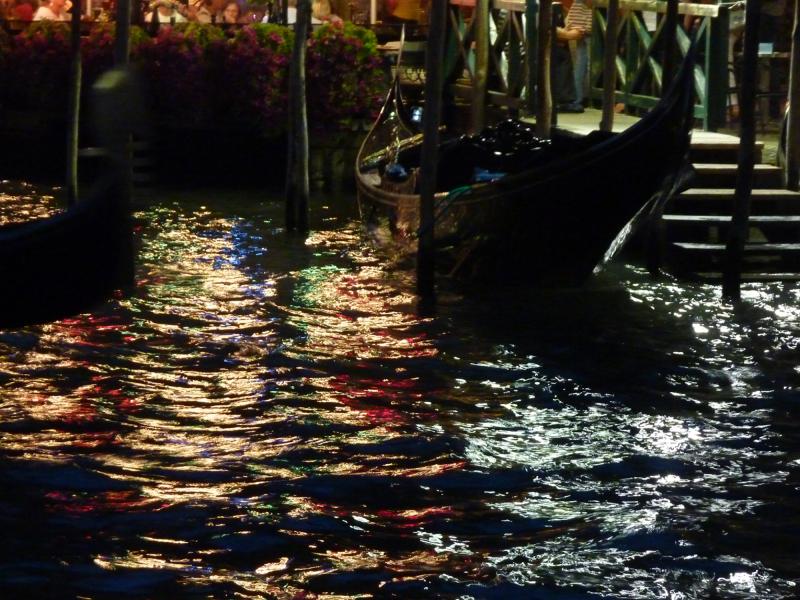 La gondole naquit un jour des eaux de la lagune...