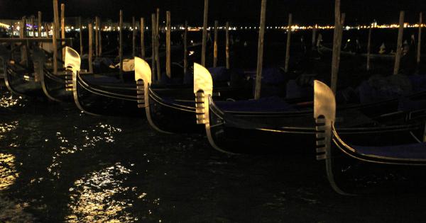 Les figures de proue des gondoles à Venise