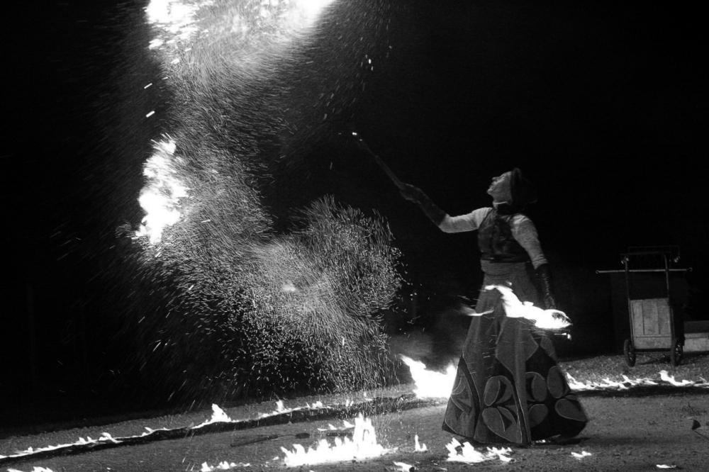 La maîtresse du feu