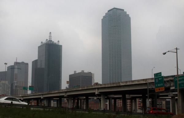 Petit matin sur Dallas