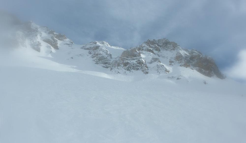 Brume alpine