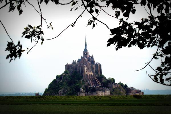 Une semaine au Mont St Michel 1/8