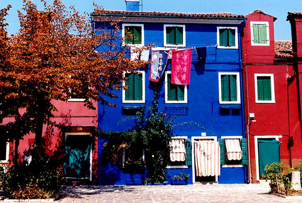 Les couleurs de Burano