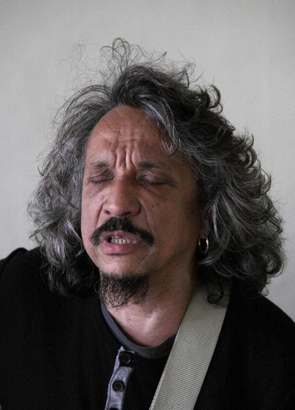 Tao Ravao, musicien Malgache.