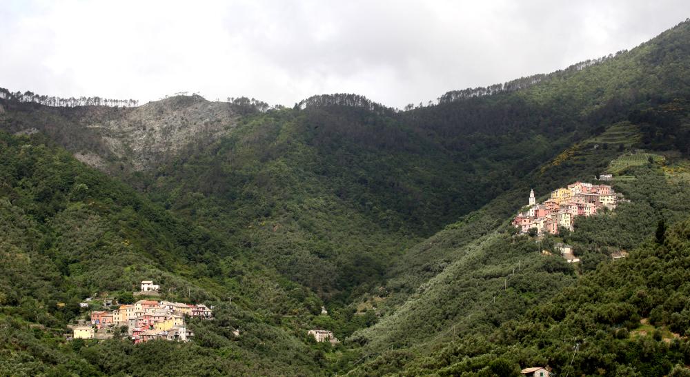 Deux villages voisins