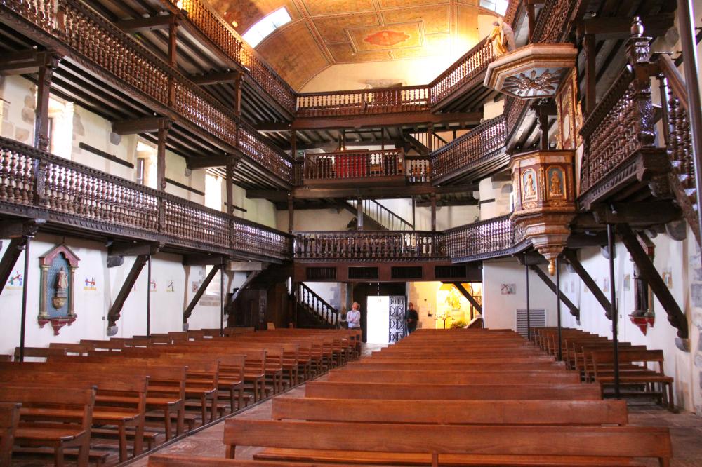 Eglise d'Espelette 2