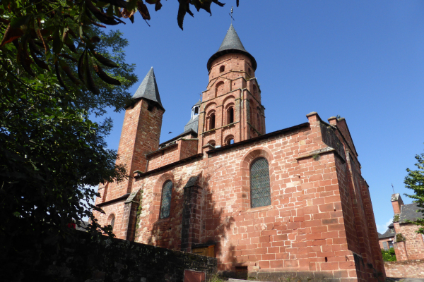 Un des plus beaux villages: Collonges-la-Rouge 1/6
