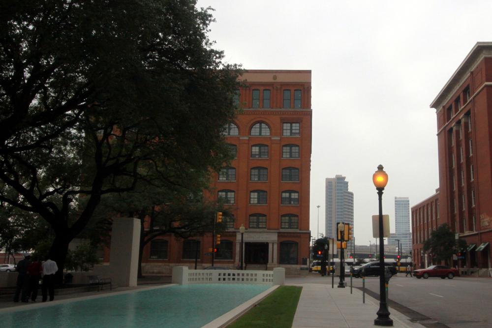 La fenêtre de Dallas ...