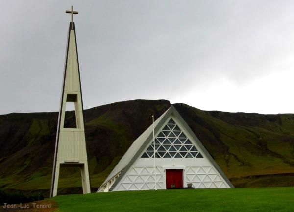 La chapelle islandaise