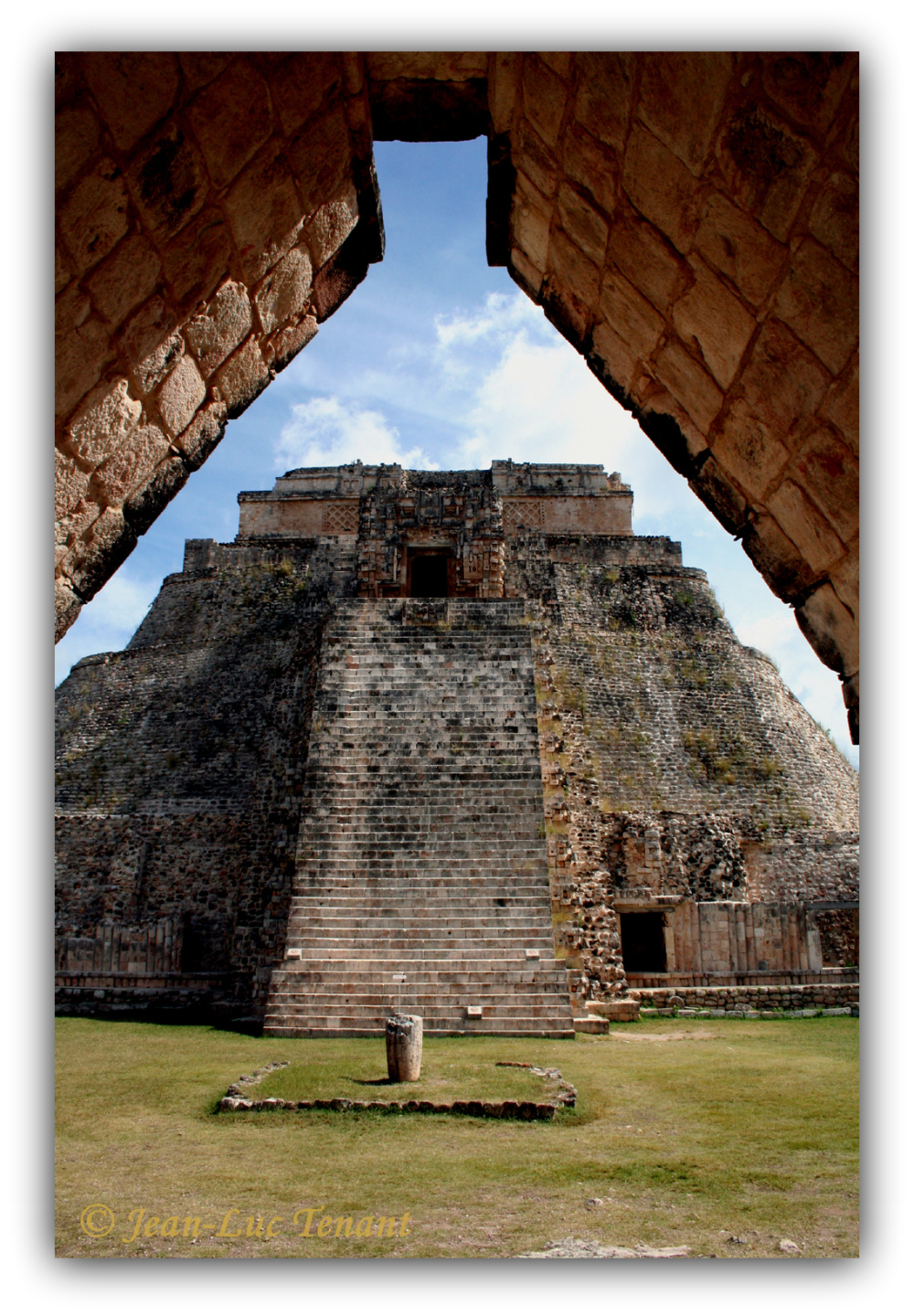 Uxmal (Mexique)
