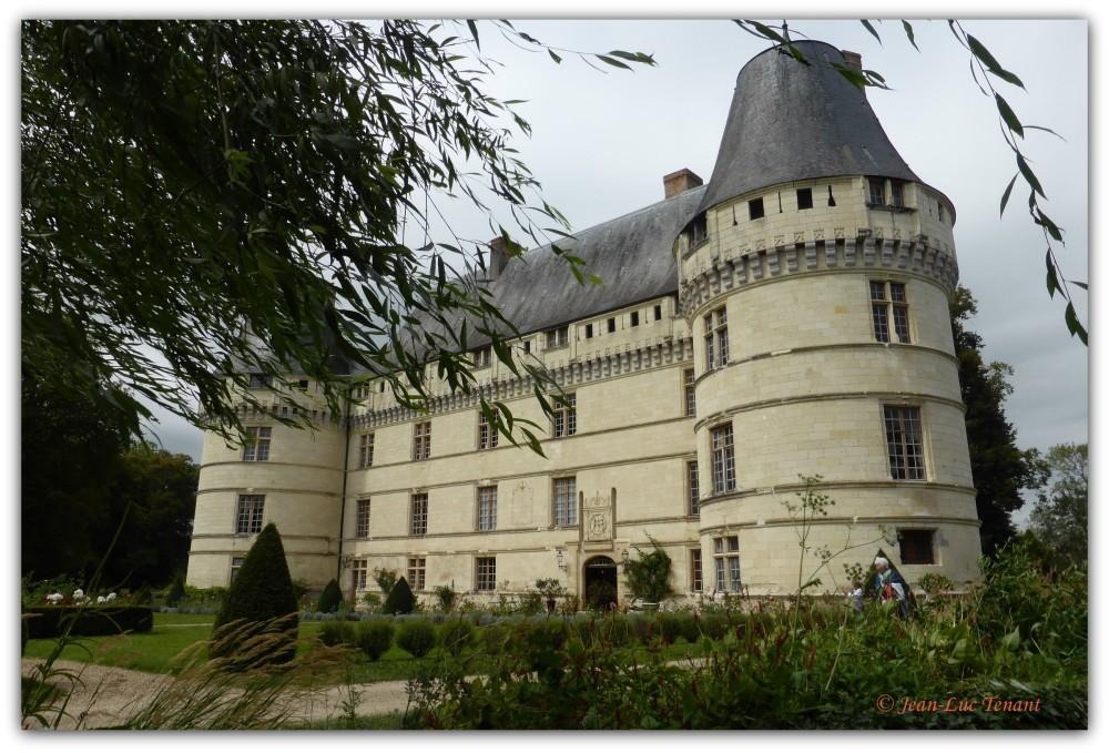 Le château de l'Islette