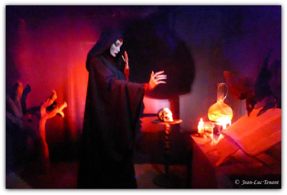 La sorcière d' Usse