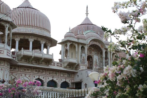 Le rajasthan offre ses plus beaux palais