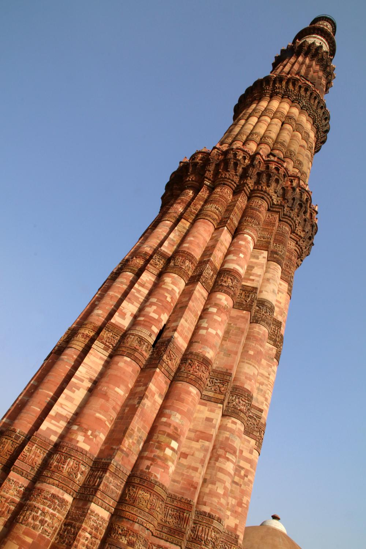 Le plus haut minaret.