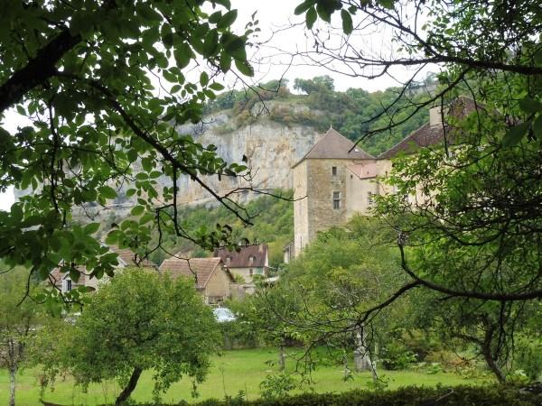 Abbaye de Baume les Messieurs