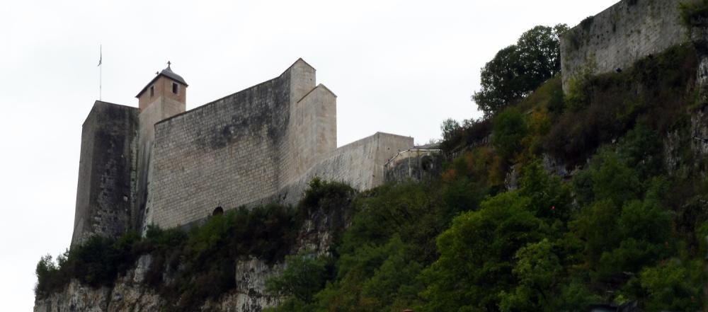 Le fort de Besançon
