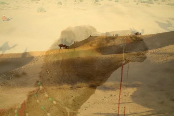Le désert du Thar au Rajasthan