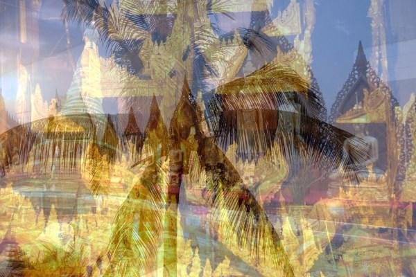 Birmanie,  l'or des pagodes