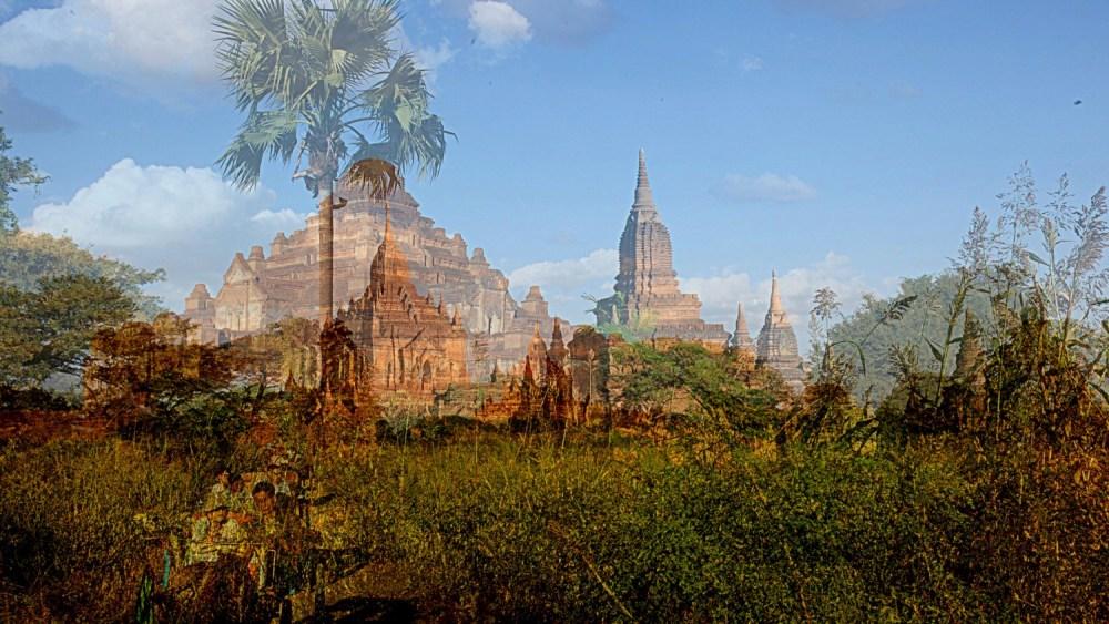 Birmanie, site de Bagan