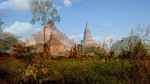Birmanie, site de Bagan