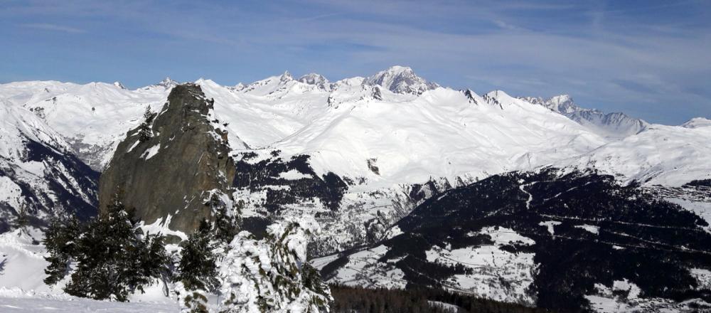 Toucher le Mont Blanc