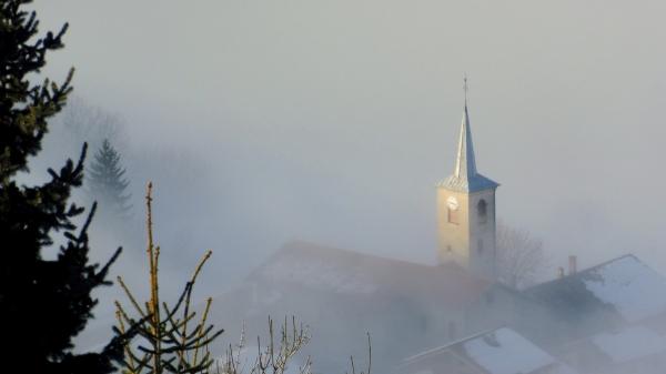 Le clocher