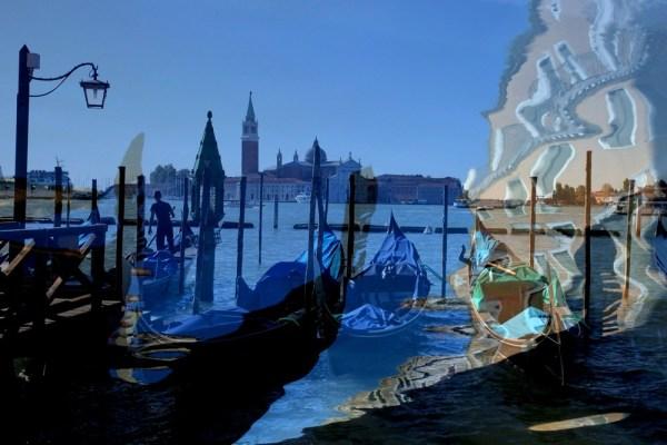 Venise. Vue vers la Giudecca.