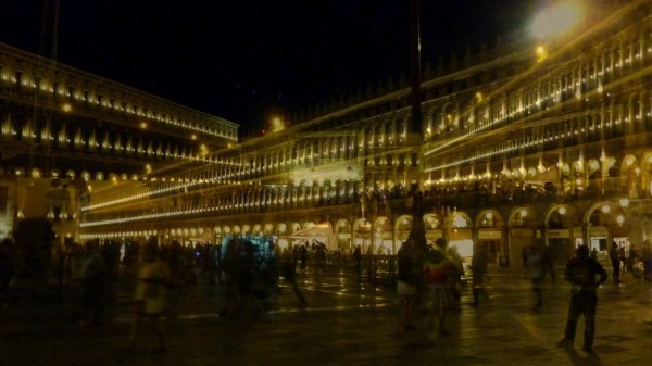 Venise, place Saint-Marc