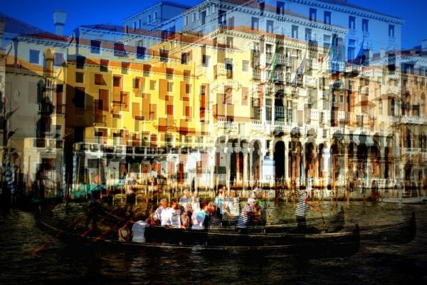 Venise, traghetto