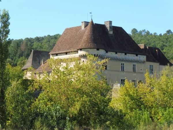 Le château de Losse.