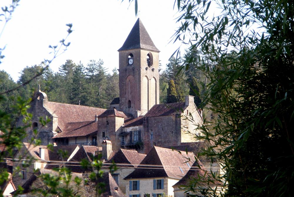L'église de Plazac