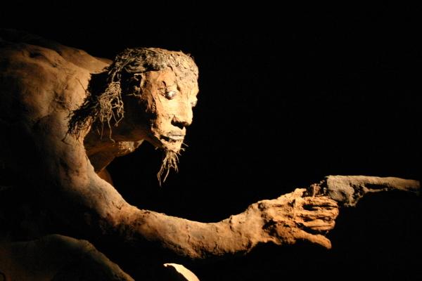 Sculpture de Ousmane Sow