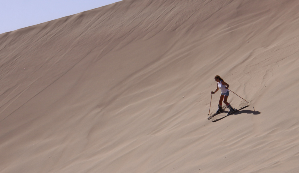 Ski de dune