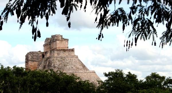 Le Mexique encore...