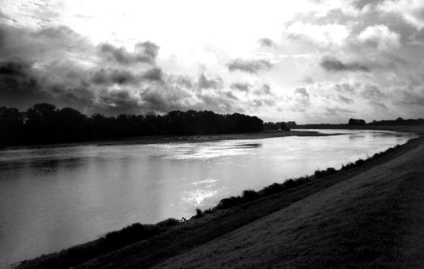 La Loire (et en N&B qu'en pensez-vous?)
