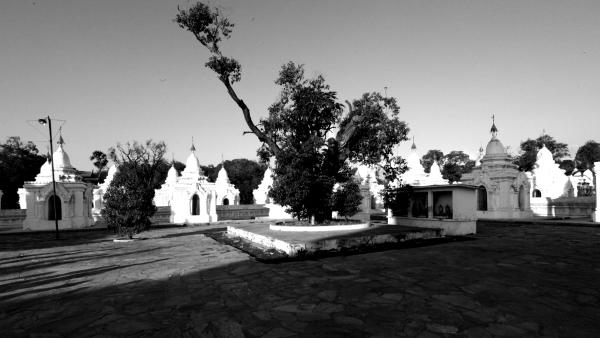 Jardin aux monuments